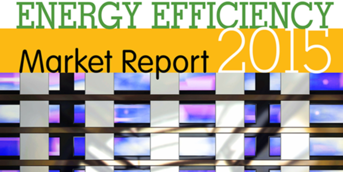IEA's 2015 Energy Efficiency Market Report