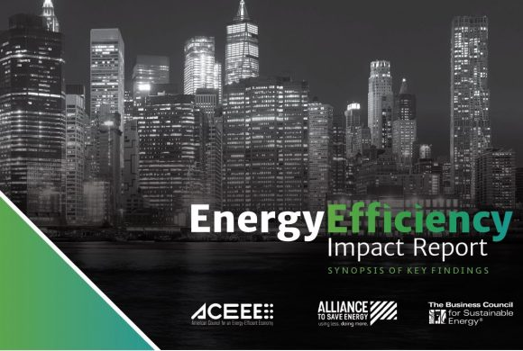 Energy Efficiency Impact Report: A Guide to the Numbers